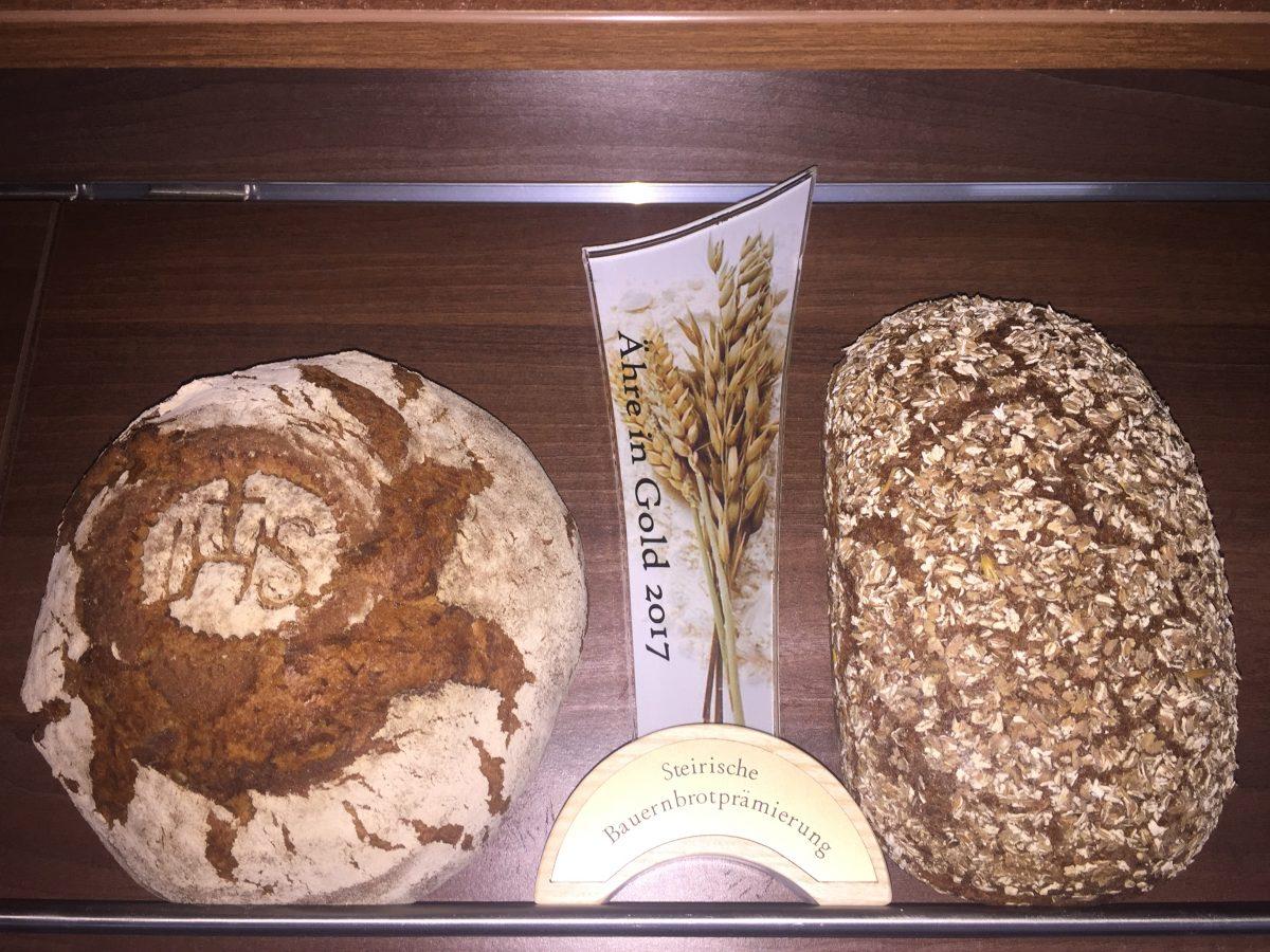 Goldenes Brot